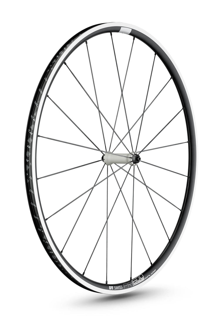 DT SWISS PR 1600 SPLINE® 23 NON DISC CLINCHER WHEEL (TUBELESS READY)