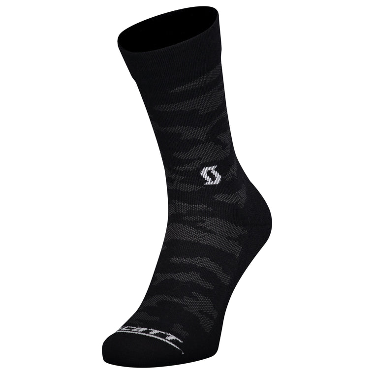 SCOTT AS TRAIL CAMO CREW SOCKS