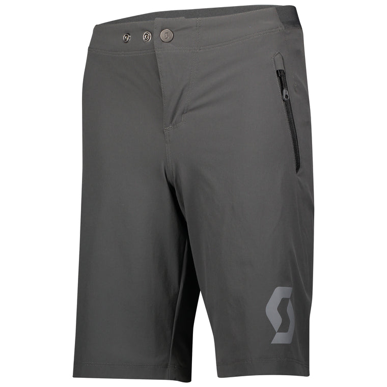 SCOTT TRAIL 10 LS/FIT W/PAD JUNIOR SHORTS 2021