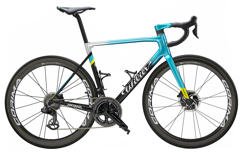 WILIER ZERO SLR ASTANA (AND OTHER SPECIALS) 2021