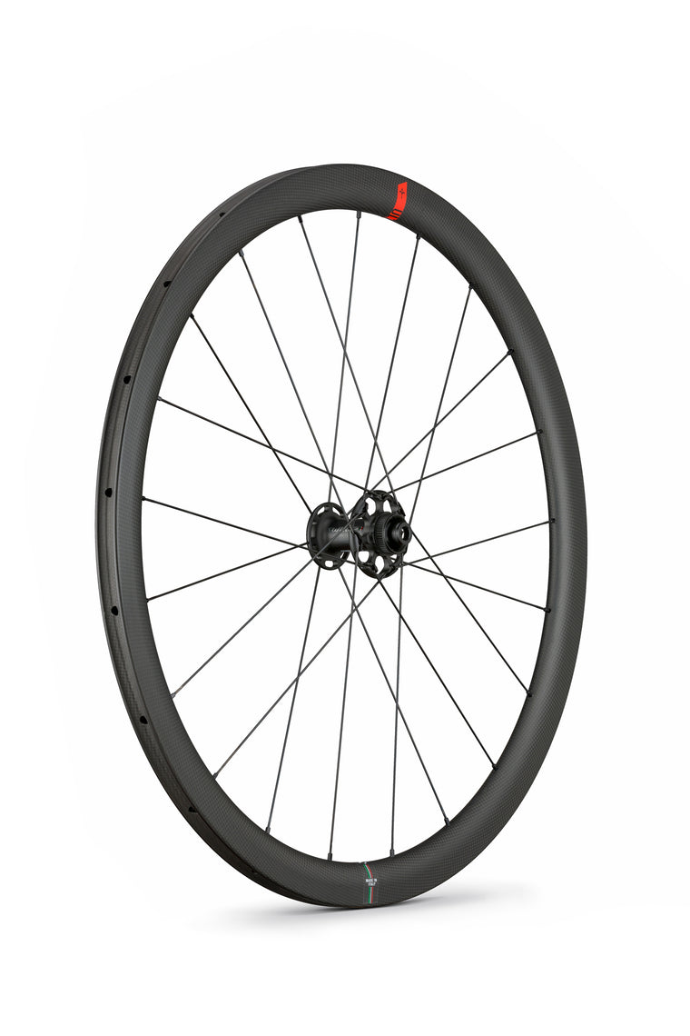 WHEELS WILIER ULT38 KT DISC (PAIR)