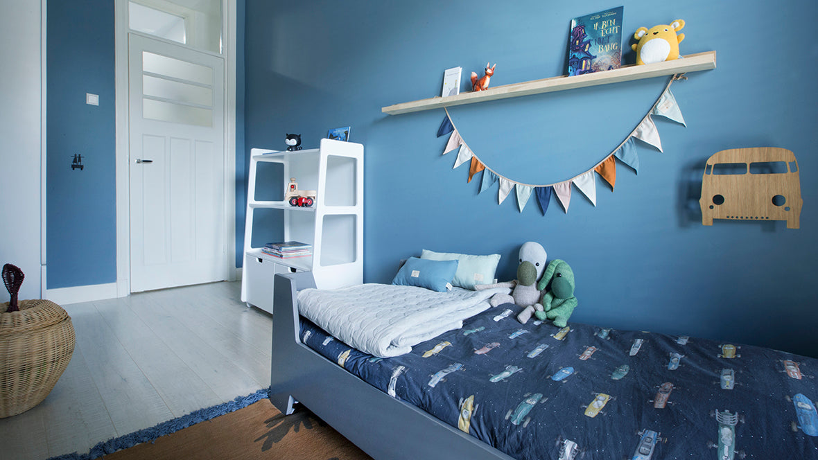 Uitvalbeveiliging STERK Juniorbed