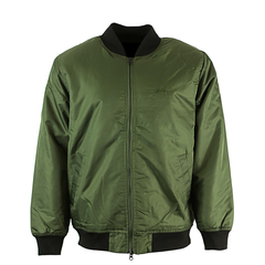 STUSSY BOMBER JACKET FLIGHT SATIN