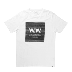 WOOD WOOD WW SQUARE T-SHIRT