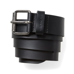 CARHARTT SCRIPT BELT COW LEATHER