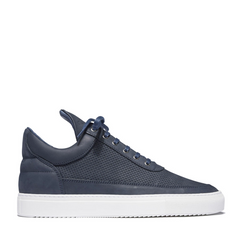 FILLING PIECES LOW TOP TONE PERFORATED