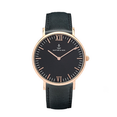 KAPTEN & SON CAMPUS BLACK CAMPUS ALL BLACK