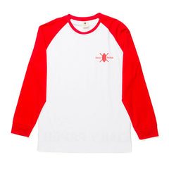 DAILY PAPER BASEBALL LONG SLEEVE SHIRT