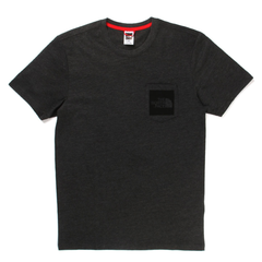 THE NORTH FACE M S/S FINE POCKET TEE