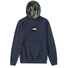 THE NORTH FACE HOODY FINE HOODIE