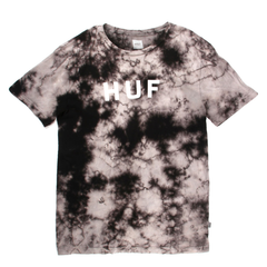 HUF BLEACH WASH ORIGINAL LOGO