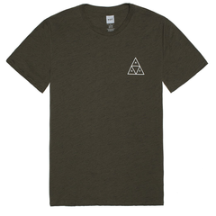 HUF HEATHER TEE TRIPLETRIANGLESTREAKY