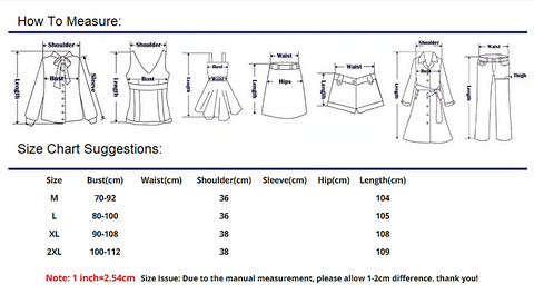 Long Top-Tee Dress Chart- Fashion NetClub