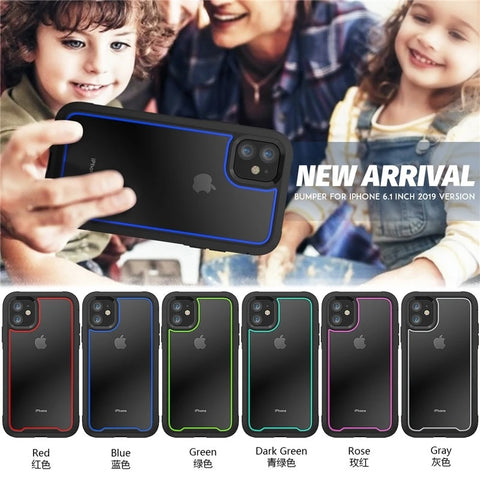 Kids Shockproof Armor Phone Cover - Fashion NetClub