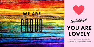We are proud-You are lovely banner photo