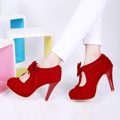 women-shoes-butterfly-bow-knot-pumps-shoes-Fashion NetClub