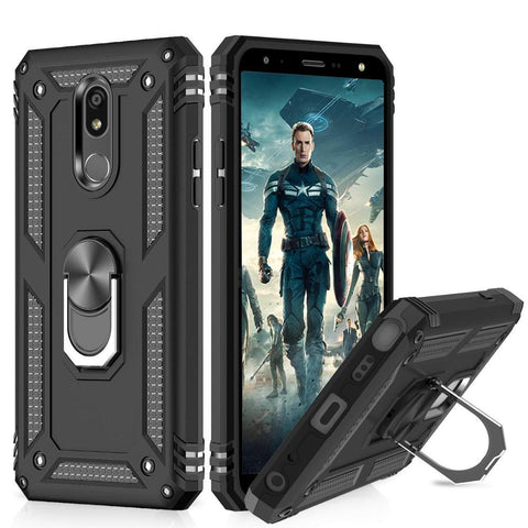 LG Stylo 5 Armor Shockproof Case - Fashion Netclub