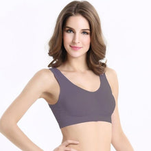 Load image into Gallery viewer, Padded Seamless Bra-Vest Top - Fashion NetClub