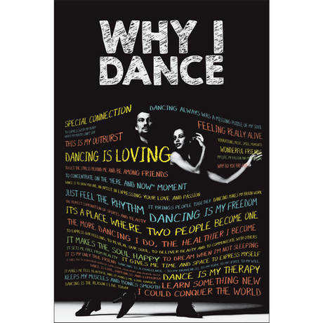 Why I Dance Poster