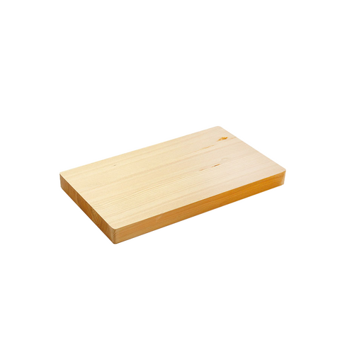 Japanese HINOKI Cypress Wooden Kitchen Cutting Board MANAITA Durable - JAPANESE GIFTS