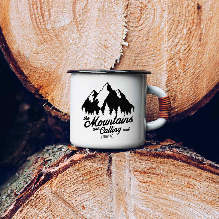 MOUNTAIN'S CALL MUG