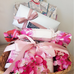 Prize pack for Pink Ribbon raffle