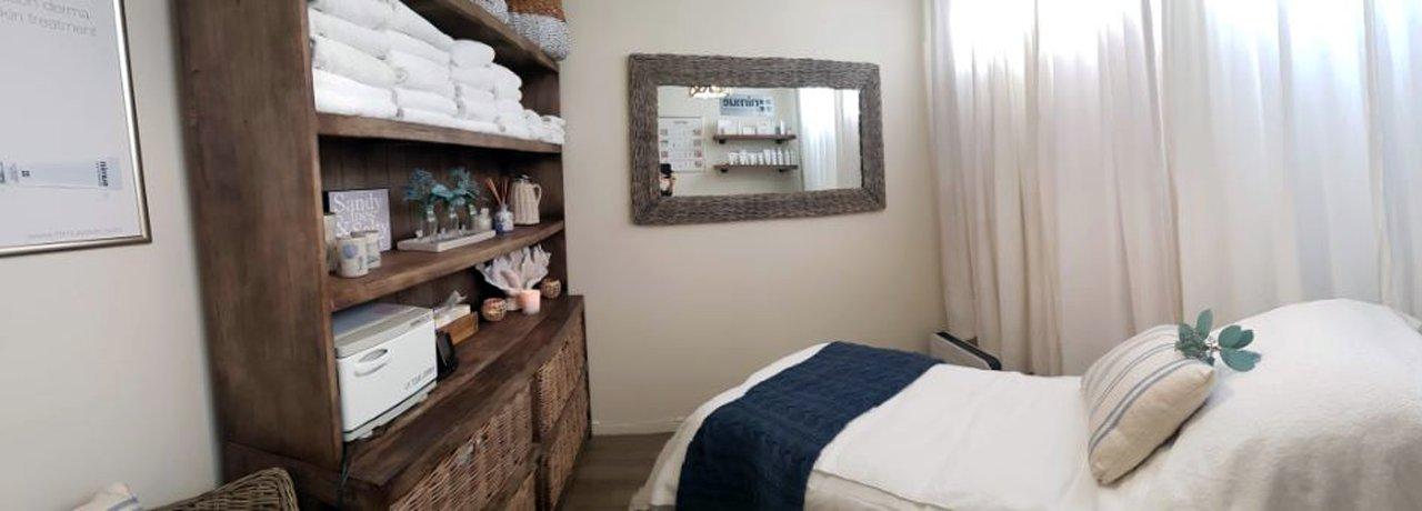 Ahuriri Beauty Therapy room Ahuriri Pharmacy treatments $10 value appointment free relax seaside natural