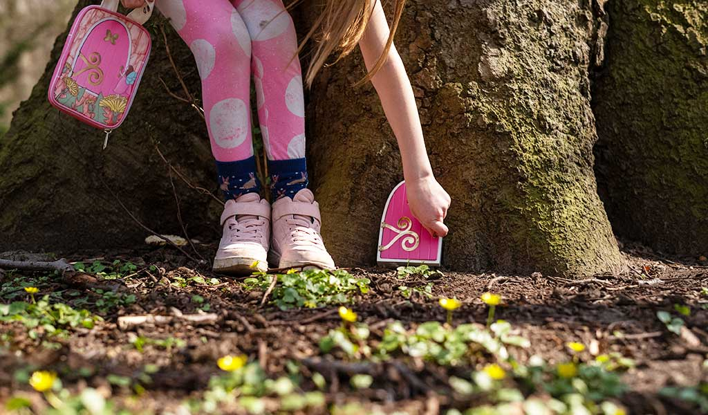 Outdoor Adventures with our Fairy Doors : fairies doors - pezcame.com