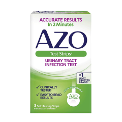 AZO Urinary Tract Infection (UTI) Test Strips
