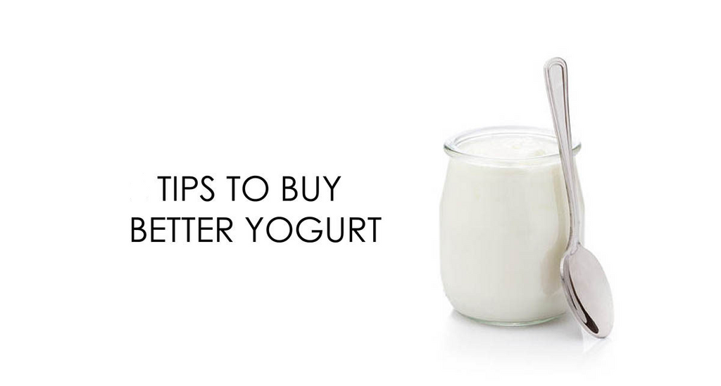 TIPS FOR BUYING YOGURT