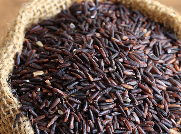 IS BLACK RICE A NEW SUPERFOOD? (Video)