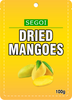 Dried Mangoes - taste the mango