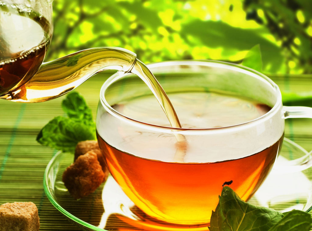 Benefits of Green Tea - Drink Green Tea for good health