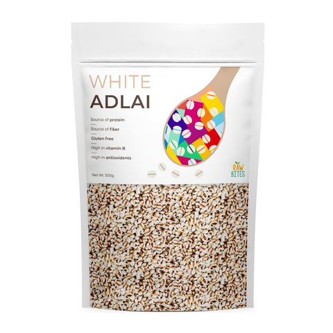 Raw Bites White Adlai 500g