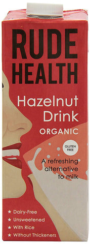 Rude Health Organic Hazelnut Drink 1 Liter