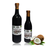 Coconut Aminos Liquid - US & EU Certified Organic