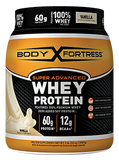 Body Fortress Super Advanced Whey Protein Vanilla