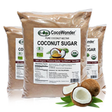 Coconut Sugar - US & EU Certified Organic