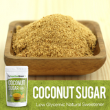 SUPERFOOD GROCER COCONUT SUGAR 454g / 1lb