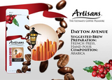 Artisans DAYTON AVENUE BLEND 500 grams (Beans/Ground)