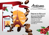 Artisans FRENCH ROAST 500 grams (Beans/Ground)