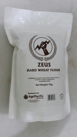 Zeus Hard Wheat Flour 1kg