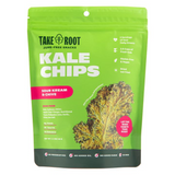 Kale Chips 35g -- Sour Kream & Chive