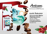 Artisans KAPE PARAISO 500 grams (Beans/Ground)