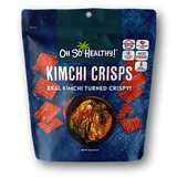 Oh So Healthy! Crisps - KIMCHI (24 packs/case) 50g