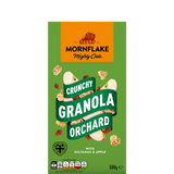 Mornflake Crunchies Orchard (Sultana & Apple) 500 grams x 12