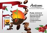 Artisans PARK AVENUE BLEND 500 grams (Beans/Ground)