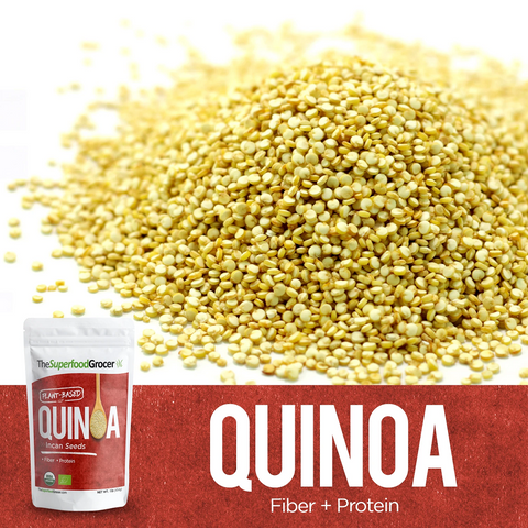 SUPERFOOD GROCER QUINOA 454g / 1lb