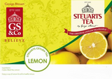 Steuarts Lemon Tea 25 bags