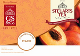 Steuarts Peach Tea 25 bags